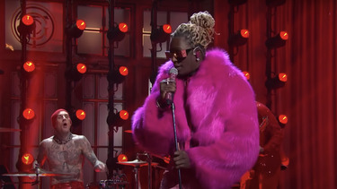 """Watch Young Thug Perform """"Tick Tock"""" and """"Love You More"""" on SNL"""